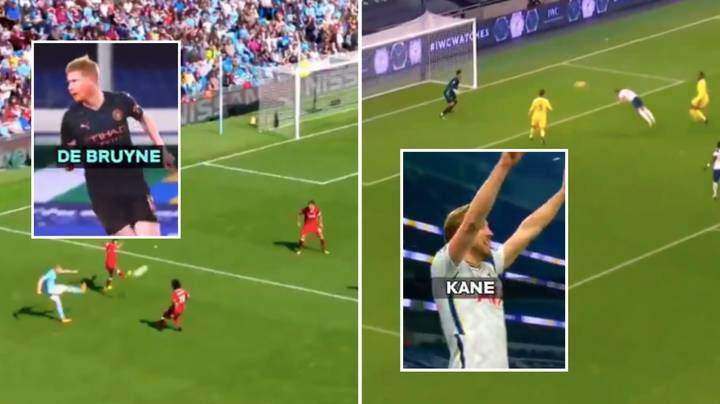 Harry Kane And Kevin De Bruyne 'Deadly Duo' Compilation Proves It's Game Over For The Premier League