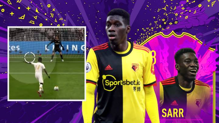 Ismaila Sarr Has The 'Most Glitched Card' In FIFA 20 Ultimate Team