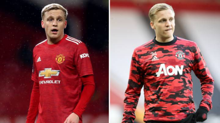 Donny van de Beek Accused Of 'Thinking He's A Big Boy' For Making Manchester United Move