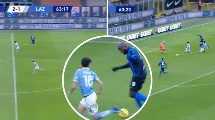 Romelu Lukaku 'Transforms Into PES 6 Adriano' During Inter Milan's Stunning Counterattack Goal