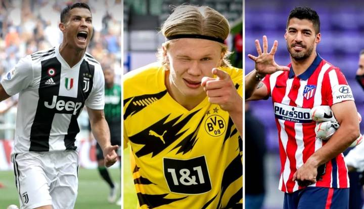 The 10 Best Strikers In The World Right Now, Named And Ranked