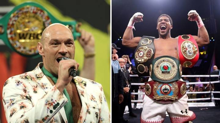 The 10 Best Heavyweight Boxers In The World Right Now, Named And Ranked