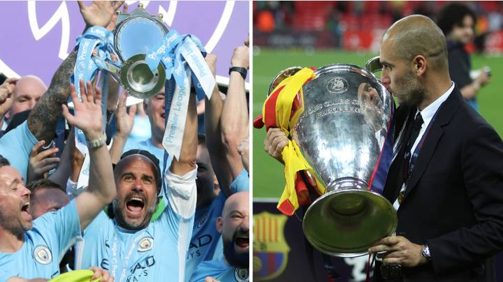 Pep Guardiola's Record As A Manager Is Simply Untouchable