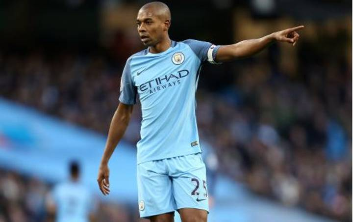 Fernandinho Is Not Happy With The FA