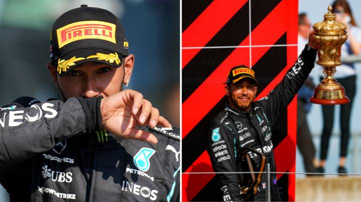 Lewis Hamilton Subject To Disgusting Online Racist Abuse After Winning British Grand Prix