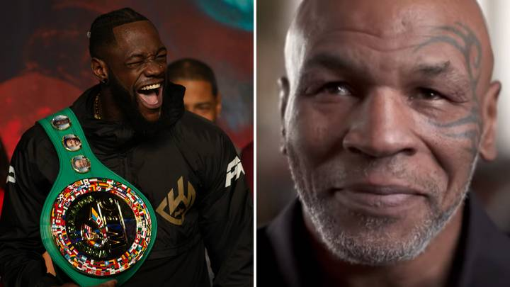 Mike Tyson Responds To Deontay Wilder Claiming He Could KO A Prime 1986 'Iron' Mike