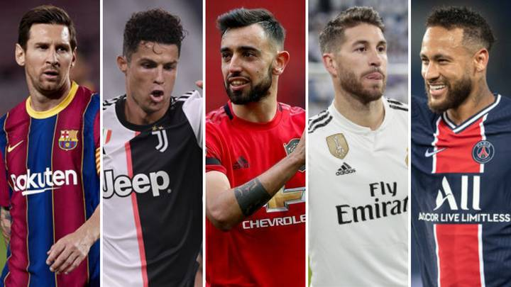 The Top 50 Best-Performing Footballers In The World Right Now Have Been Revealed