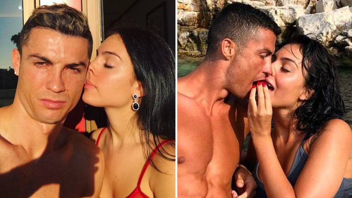 Cristiano Ronaldo Claims Sex With Georgina Rodriguez Is Better Than Scoring His Greatest Goal