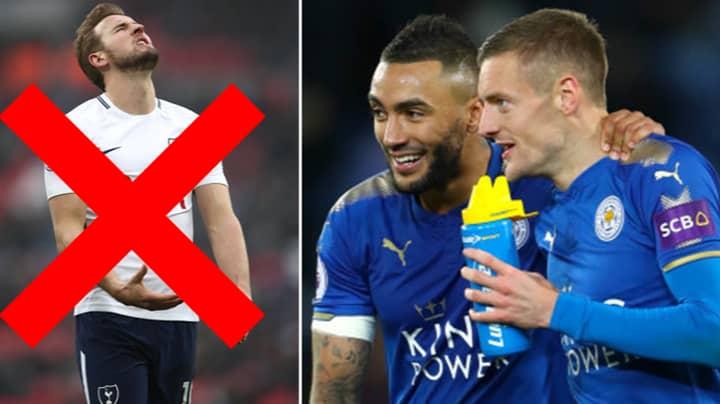 Danny Simpson Shares His Premier League Team Of The Season Vote