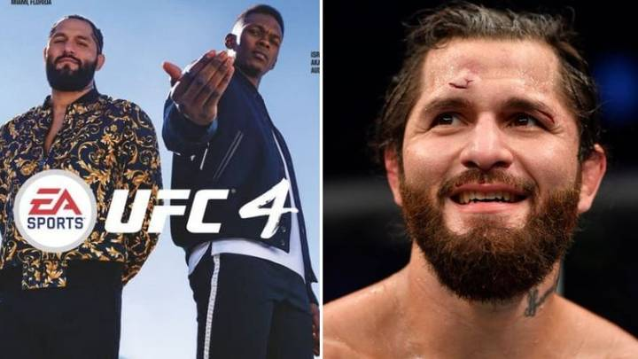 Fans Claim The EA Sports Curse Is To Blame For Jorge Masvidal's Loss