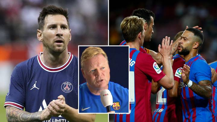 Lionel Messi 'Didn't Understand' Why Barcelona Refused To Use A Senior Player, Told Them Personally