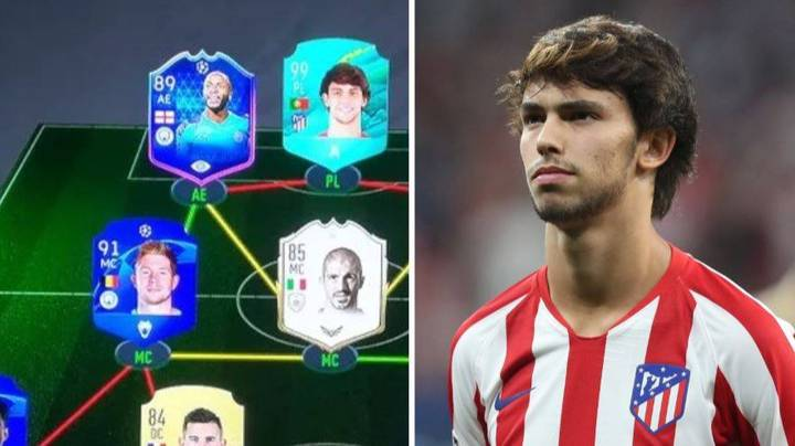 João Félix's FIFA 20 Ultimate Team Is Seriously Scary