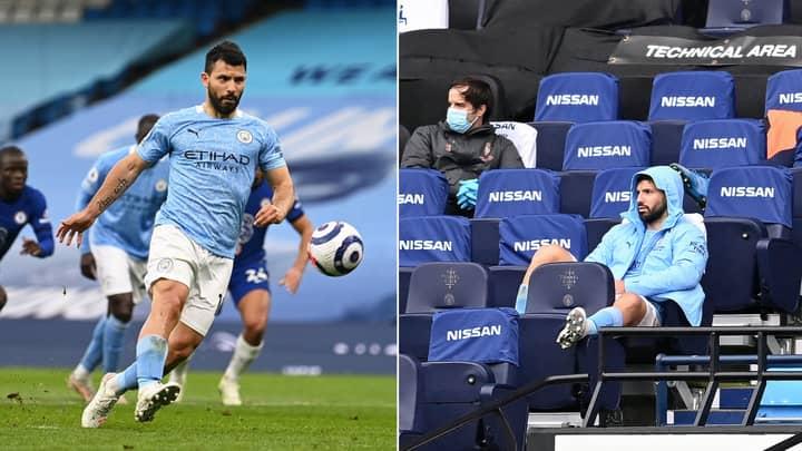Sergio Aguero Apologises After Messing Up Panenka Penalty