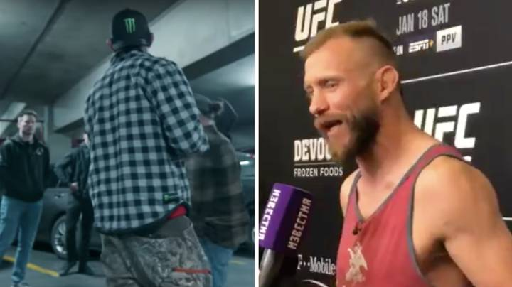 Donald Cerrone Reacts To Footage Of Him Limping Heavily, Days Before Conor McGregor Fight