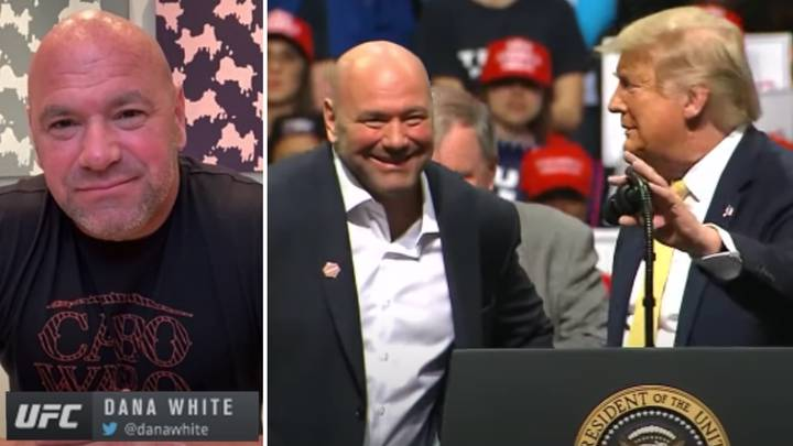 Dana White Reveals One UFC Fighter Who Left Donald Trump 'Very Impressed'
