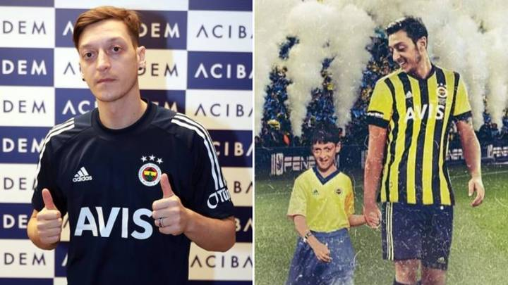 Fenerbahce President Asks Fans To Help Fund Mesut Ozil's Massive £13 Million Wages