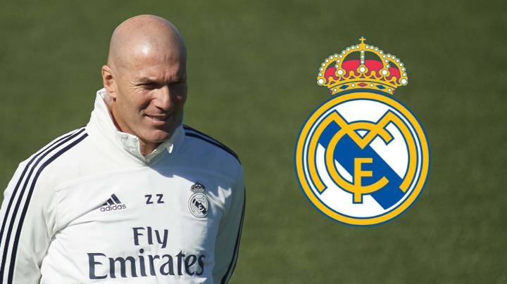 Zinedine Zidane's Unwanted XI Is Better Than Most Teams