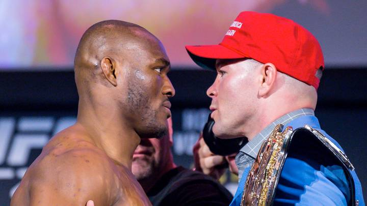 UFC Champion Kamaru Usman Perfectly Shuts Down Colby Covington For Slamming NBA Boycott