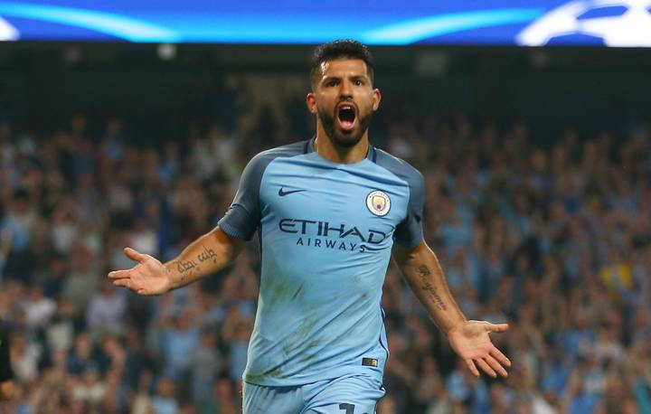 Sergio Aguero Names His Favourite Premier League Goalscorer Of All-Time​
