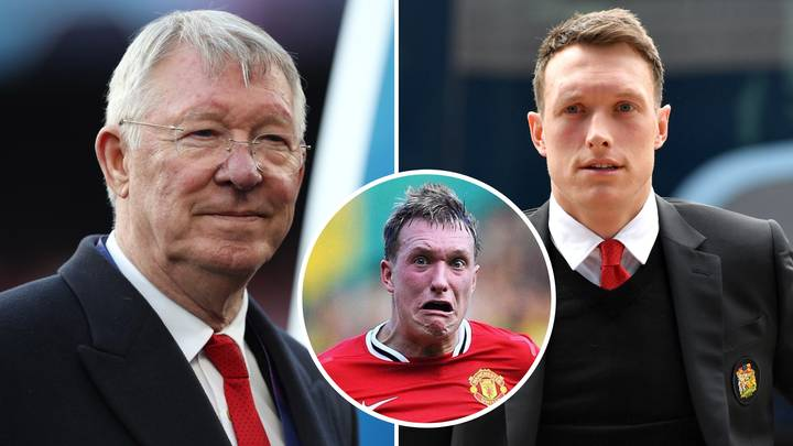 Sir Alex Ferguson Claimed Phil Jones Could Become Manchester United's 'Best Ever Player'