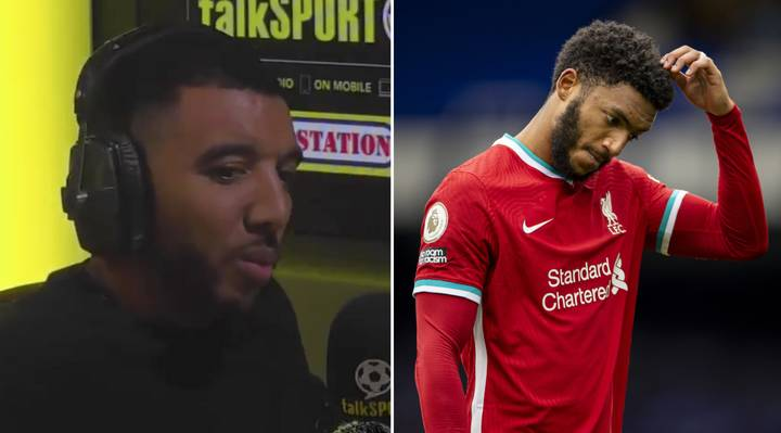 """Troy Deeney: """"Why Haven't Liverpool Requested He Didn't Go To This One?"""""""