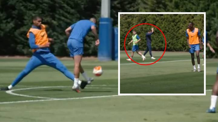 Hakim Ziyech Is Absolutely Ripping It Up In Chelsea Training, Even Frank Lampard Applauds Him