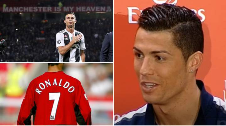 What Cristiano Ronaldo Said About Returning To Manchester United In 2014