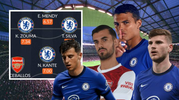 Arsenal & Chelsea Combined XI Shows The Huge Gap In Quality Between Both Sides