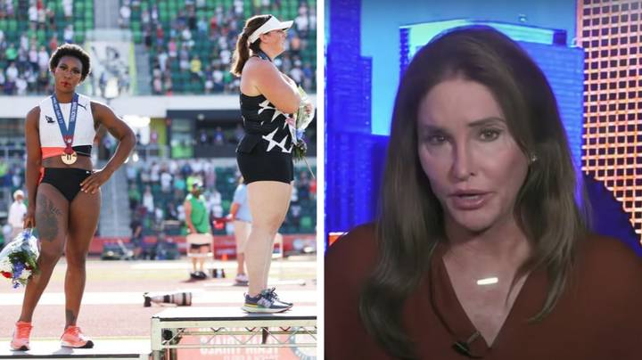 Caitlyn Jenner Describes Gwen Berry's US Anthem Protest As 'Disgusting'