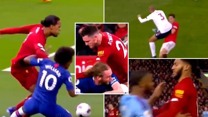 """Compilation Of Liverpool Players Being Sh*thouses Is """"What They're Missing Right Now"""""""