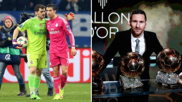 Iker Casillas Explains Difference Between Lionel Messi And Cristiano Ronaldo