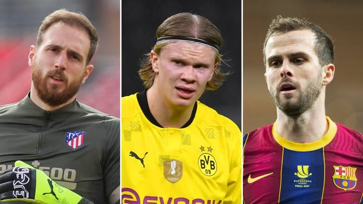 The Ten Most Expensive Players To Miss Euro 2020 Have Been Revealed, Huge Names Are Staying At Home