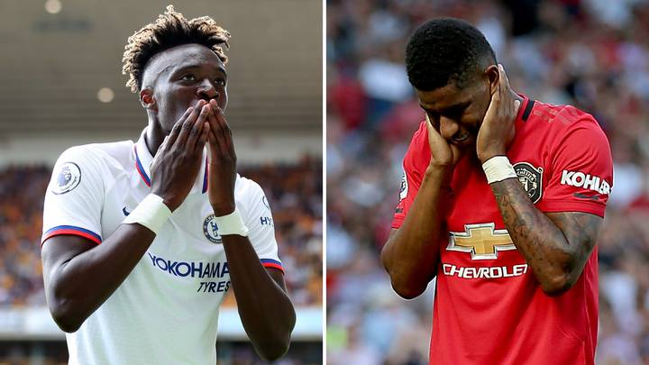 Tammy Abraham Is Only Three Goals Away From Equalling Marcus Rashford's Best Premier League Tally