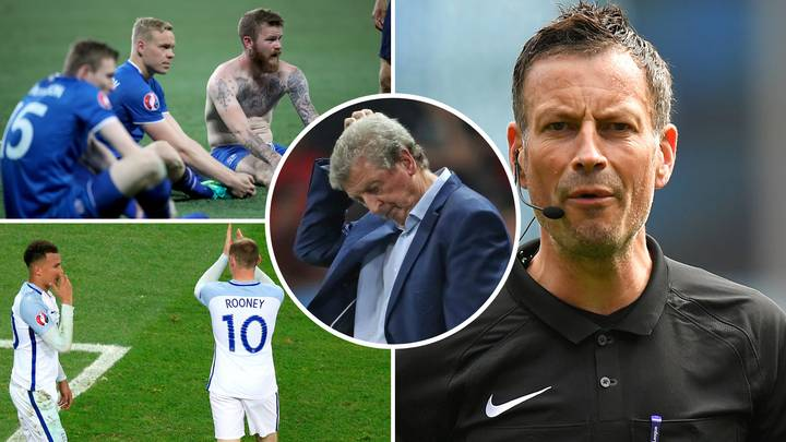 Ex-Premier League Referee Mark Clattenburg Admits He Wanted England To Get Knocked Out Of Euro 2016