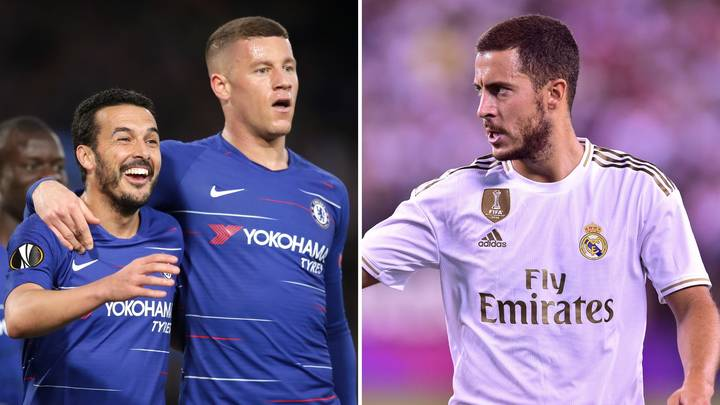 Ross Barkley Wants To 'Help Fill The Eden Hazard Void' At Chelsea