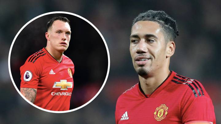 Phil Jones And Chris Smalling Left Out Of Manchester United's Matchday Squad To Face Chelsea