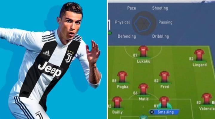 Some FIFA 19 Ratings Have Been Leaked Online