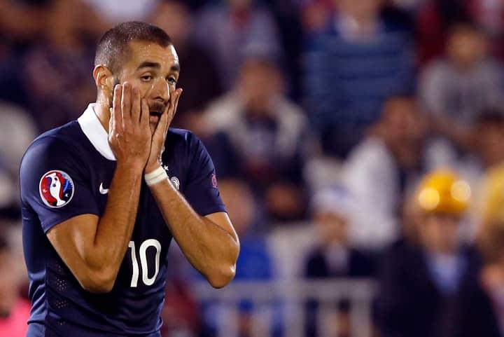Karim Benzema Blames Racism For France Squad Omission