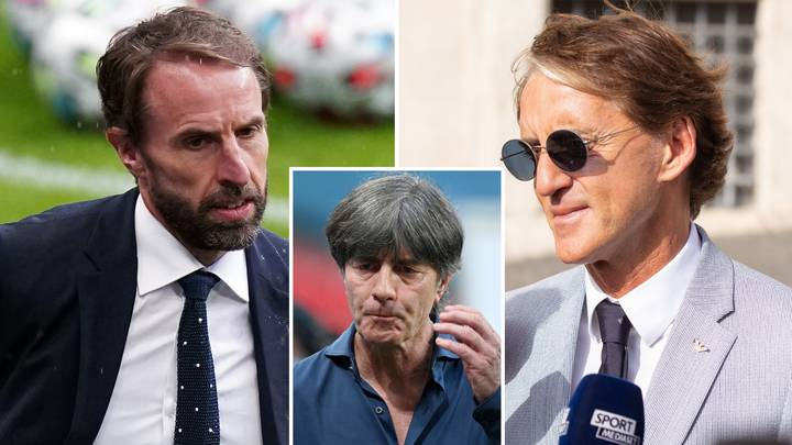 Italy Boss Roberto Mancini Claims Germany 'Didn't Deserve' Euro 2020 Exit Against England