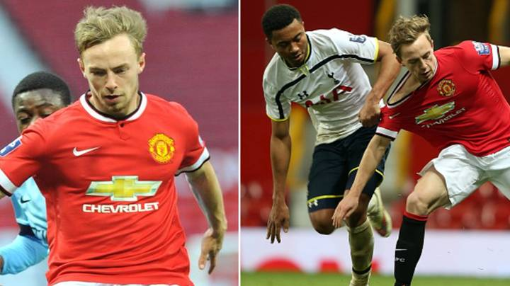What Happened To The Forgotten Defender Who Signed For Man Utd In 2015