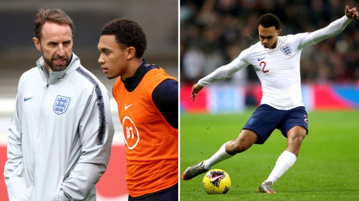 Gareth Southgate Thinks Trent Alexander-Arnold Could Play In Midfield For England