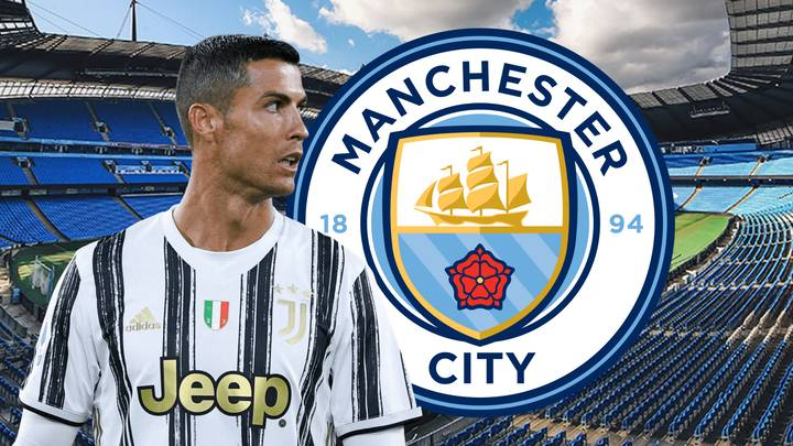 Manchester City Told To Sign Cristiano Ronaldo, 'Will Score 25 Goals Under Pep Guardiola'