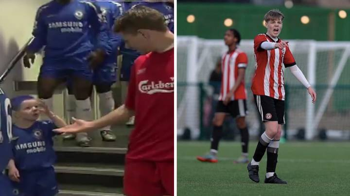 What Happened To Jake Nickless: The Mascot Who Pranked Steven Gerrard In The Tunnel
