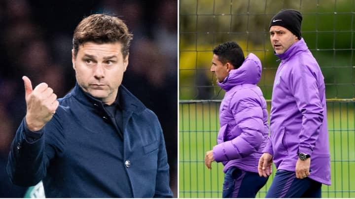 Mauricio Pochettino Set To Raid Former Club Tottenham Once Appointed As PSG Manager
