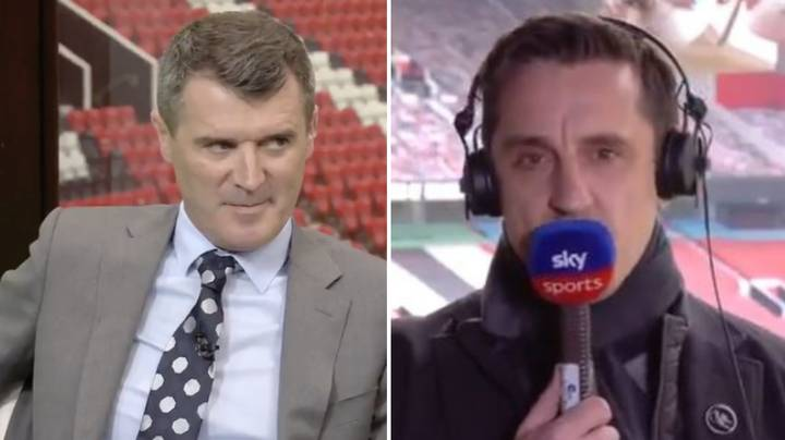 Gary Neville & Roy Keane Spoke Nothing But Facts During Passionate Rant About Man Utd Protests