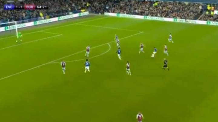 Andros Townsend Scores Goal Of The Season Contender For Everton Against Burnley