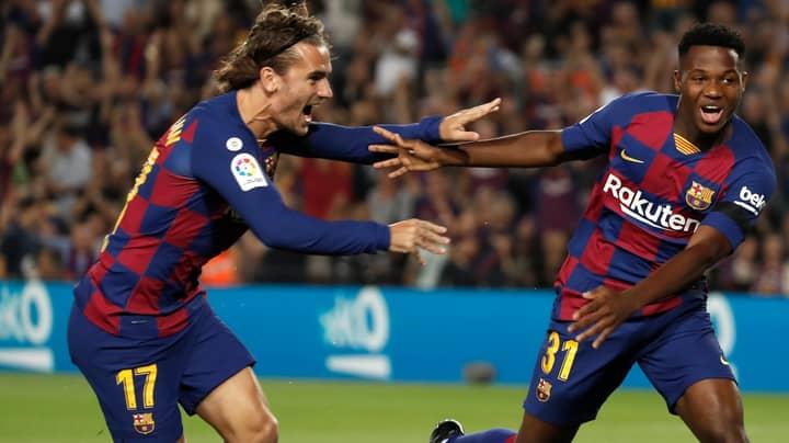 Dortmund vs Barcelona: LIVE Stream And TV Channel For Champions League Battle