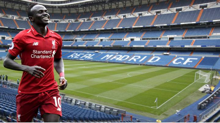 Zinedine Zidane Wants To Sign Sadio Mane For Real Madrid In The Summer