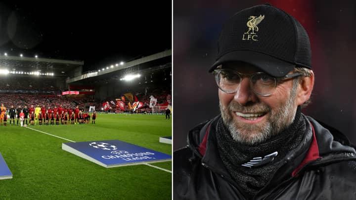 Jurgen Klopp Is Unbeaten At Anfield In Europe As Liverpool Manager