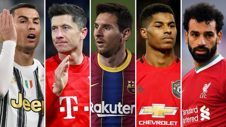 Revealed: The Top 50 Best-Performing Footballers In The World Right Now